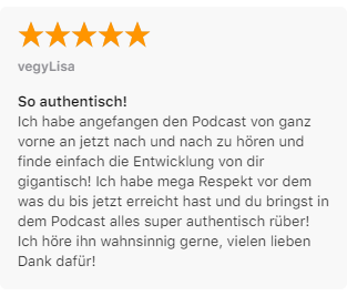 Rezension Neuanfang Podcast